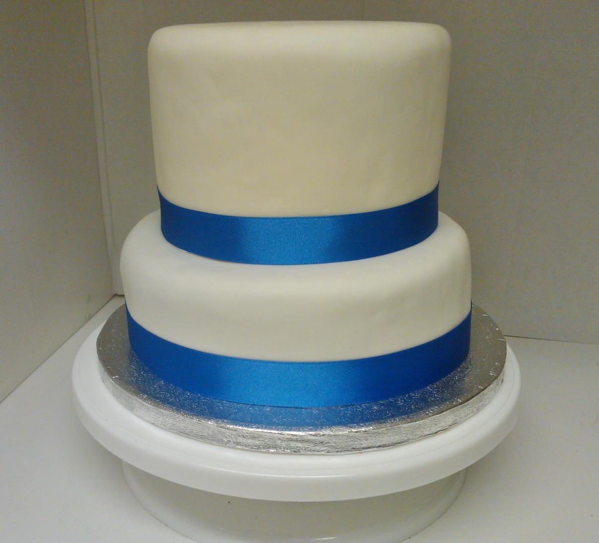 Www Plain Iced Cake